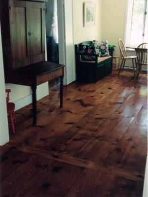 Antique Pine Family Room