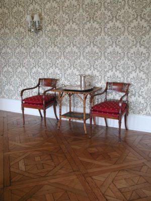 Bordeaux Pattern