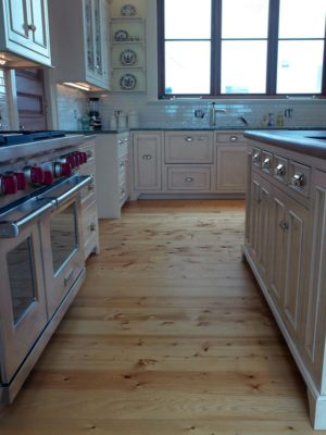 Natural Pine Kitchen