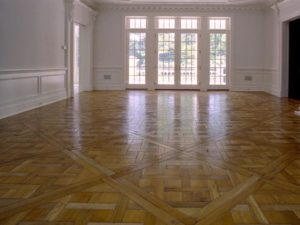 Parquet de Versailles Living Room