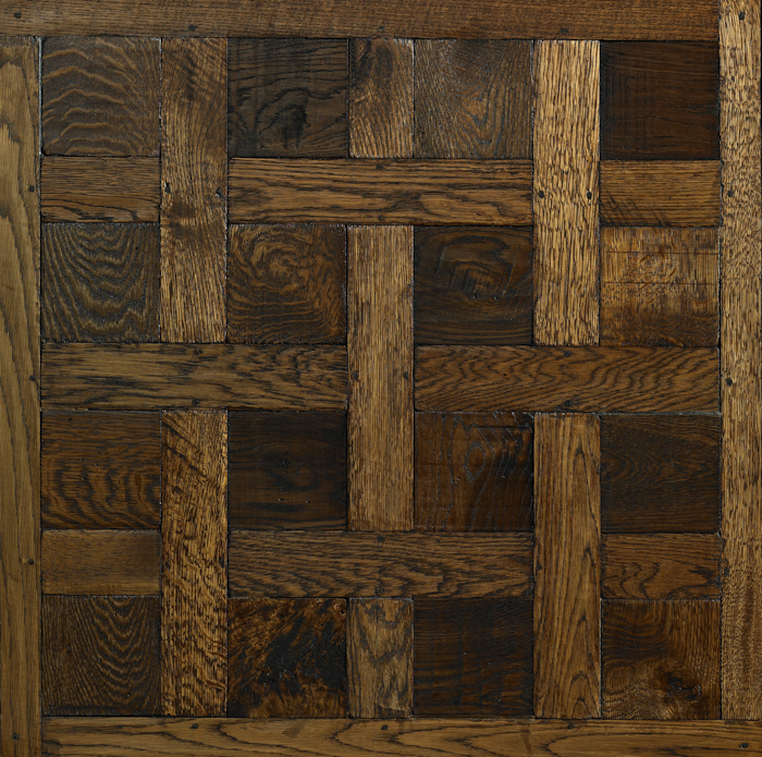 Weave Panel Parquet