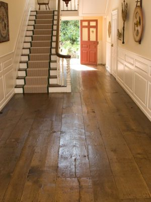 Antique Plank Entry